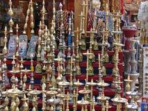Αραβικός bazaar Στοκ φωτογραφία με δικαίωμα ελεύθερης χρήσης