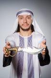 αραβικό άτομο Στοκ Εικόνες