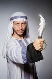 αραβικό άτομο Στοκ εικόνα με δικαίωμα ελεύθερης χρήσης