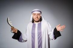 αραβικό άτομο Στοκ φωτογραφίες με δικαίωμα ελεύθερης χρήσης