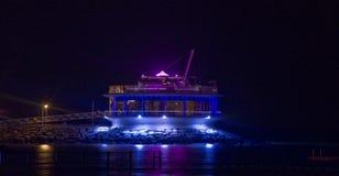 αραβικό εστιατόριο burj Al Στοκ εικόνες με δικαίωμα ελεύθερης χρήσης