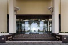 αραβικό ξενοδοχείο εισό Στοκ Εικόνα