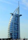 Αραβικό ξενοδοχείο Ντουμπάι Al Burj Στοκ φωτογραφία με δικαίωμα ελεύθερης χρήσης