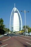 αραβικό ξενοδοχείο burj Al Στοκ εικόνες με δικαίωμα ελεύθερης χρήσης
