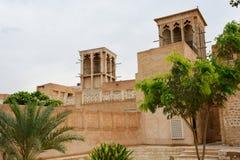 αραβικό οχυρό Στοκ Φωτογραφίες