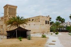 αραβικό οχυρό Στοκ Εικόνες