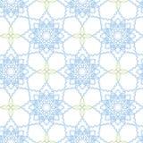 αραβικό πρότυπο άνευ ραφής Ισλαμικό διανυσματικό υπόβαθρο του Kareem Ramadan Διανυσματική απεικόνιση
