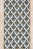 αραβικό πρότυπο Στοκ Εικόνα