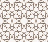 αραβικό πρότυπο Στοκ φωτογραφίες με δικαίωμα ελεύθερης χρήσης