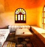 αραβικό σπίτι Στοκ φωτογραφία με δικαίωμα ελεύθερης χρήσης