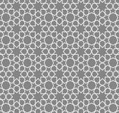 Αραβικό σχέδιο γεωμετρικό επίσης corel σύρετε το διάνυσμα απεικόνισης ελεύθερη απεικόνιση δικαιώματος