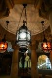 Αραβικό φανάρι Στοκ Φωτογραφία