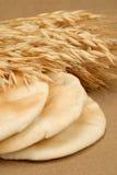 αραβικό ψωμί Στοκ Φωτογραφίες