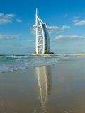 αραβικό burj Ντουμπάι Al Στοκ εικόνα με δικαίωμα ελεύθερης χρήσης