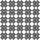 αραβικό floral πρότυπο Στοκ φωτογραφίες με δικαίωμα ελεύθερης χρήσης