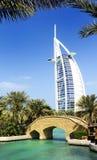 αραβικό madina burj Al jumeirah Στοκ Φωτογραφία