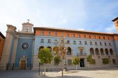Αραγονία Teruel Archivo Historico επαρχιακό Στοκ φωτογραφίες με δικαίωμα ελεύθερης χρήσης