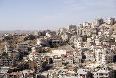 αραμαϊκό χωριό της Συρίας sednaya Στοκ εικόνες με δικαίωμα ελεύθερης χρήσης
