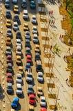 Κυκλοφοριακή συμφόρηση στοκ φωτογραφία με δικαίωμα ελεύθερης χρήσης