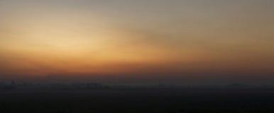 αργή καύση ουρανού Στοκ εικόνα με δικαίωμα ελεύθερης χρήσης
