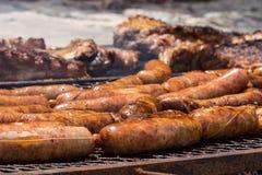 Αργεντινή σχάρα, carnivore τρόπος ζωής στοκ φωτογραφία με δικαίωμα ελεύθερης χρήσης