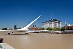 Αργεντινή bridge de Λα mujer puente Στοκ Εικόνες