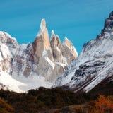 Αργεντινή Fitz Roy Στοκ Εικόνες