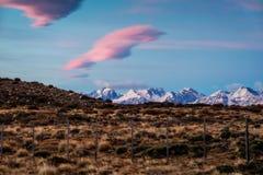 Αργεντινή Fitz Roy Στοκ φωτογραφία με δικαίωμα ελεύθερης χρήσης