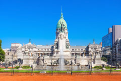Αργεντινό εθνικό παλάτι συνεδρίων Στοκ Εικόνα