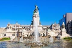Αργεντινό εθνικό παλάτι συνεδρίων Στοκ Φωτογραφίες