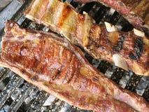 αργεντινό asado στοκ εικόνα με δικαίωμα ελεύθερης χρήσης