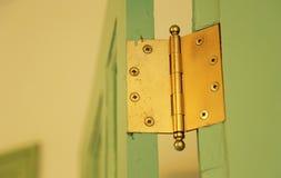 Αρθρώσεις πορτών Στοκ εικόνες με δικαίωμα ελεύθερης χρήσης