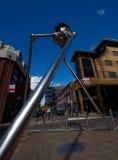 Αριανή μηχανή πάλης, Woking, Surrey Στοκ εικόνες με δικαίωμα ελεύθερης χρήσης