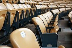 αριθμημένο κάθισμά σας Στοκ φωτογραφίες με δικαίωμα ελεύθερης χρήσης