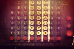 Αριθμητικό πληκτρολόγιο του τρύού υπολογιστών στοκ φωτογραφία με δικαίωμα ελεύθερης χρήσης