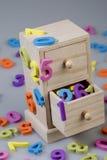 αριθμοί αφρού Στοκ φωτογραφία με δικαίωμα ελεύθερης χρήσης