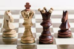 αριθμοί σκακιού Στοκ Εικόνα