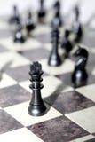 Αριθμοί σκακιού Στοκ Εικόνες