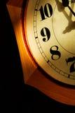 Αριθμοί στο ρολόι Στοκ Φωτογραφία