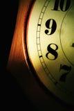 Αριθμοί στο ρολόι Στοκ Φωτογραφίες