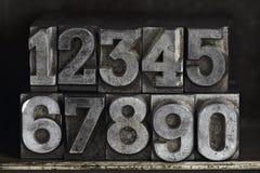 αριθμοί Στοκ φωτογραφίες με δικαίωμα ελεύθερης χρήσης