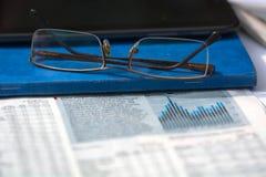 Αριθμοί Financal Στοκ εικόνες με δικαίωμα ελεύθερης χρήσης