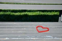 Αριθμός καρδιών για τον πάγκο Στοκ φωτογραφία με δικαίωμα ελεύθερης χρήσης