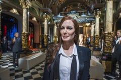 Αριθμός κεριών της Angelina Jolie Στοκ εικόνες με δικαίωμα ελεύθερης χρήσης