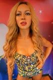 Αριθμός κεριών Giselle knowles-Carter Beyonce Στοκ Εικόνες