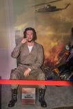 Αριθμός κεριών Guevara Che στο μουσείο κεριών Στοκ Εικόνα