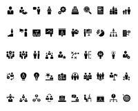 Αριθμός ραβδιών μονοχρωματικός Στοκ Εικόνες