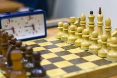 Αριθμός σκακιού, στρατηγική επιχειρησιακής έννοιας, ηγεσία, ομάδα και επιτυχία Στοκ εικόνες με δικαίωμα ελεύθερης χρήσης