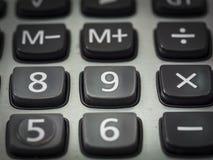 Αριθμός στον υπολογιστή Στοκ Εικόνα