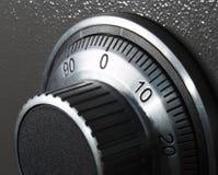 αριθμός συνδυασμού Στοκ φωτογραφία με δικαίωμα ελεύθερης χρήσης